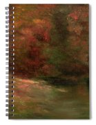 Meadow In Fall Spiral Notebook