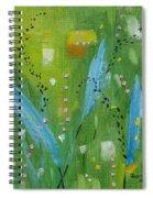 Meadow Musing Spiral Notebook