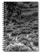 Meadow Of Montaigle Spiral Notebook