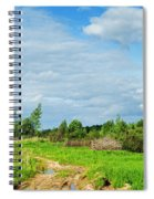 Meadow Road Spiral Notebook