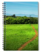 Meadow Trail Spiral Notebook