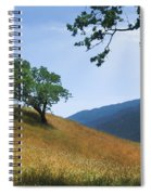 Meadow View Summer Spiral Notebook