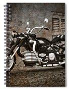 Mean Machine Spiral Notebook