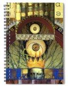 Measure Spiral Notebook