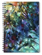 Measure Of Time Spiral Notebook