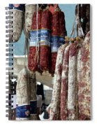 Meats And Sausages  Spiral Notebook