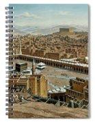 Mecca Spiral Notebook