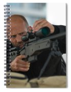 Mechanic Resurrection Spiral Notebook