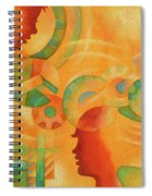 Mechanical Minds Spiral Notebook