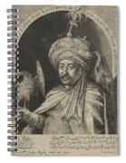 Mechti Kuli Beg Persian Ambassador To Prague Spiral Notebook