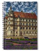 Mecklenburg Palace Spiral Notebook