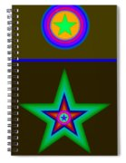 Medal Spiral Notebook