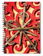 Medi-evil  Spiral Notebook