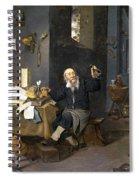 Medical Alchemist Spiral Notebook