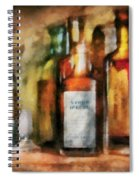 Medicine - Syrup Of Ipecac Spiral Notebook