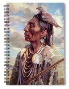 Medicine Crow Spiral Notebook