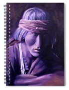 Medicine Man Spiral Notebook