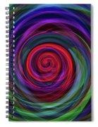 Medicine Smoke  Spiral Notebook