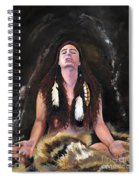 Medicine Woman Spiral Notebook