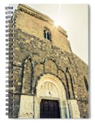 Medieval Abbey - Fossacesia - Italy 5 Spiral Notebook