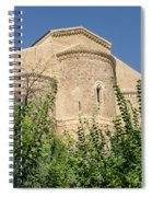 Medieval Abbey - Fossacesia - Italy 7 Spiral Notebook