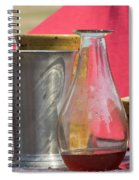 Medieval Still Life Spiral Notebook
