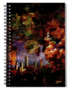 Medieval Tuscany Spiral Notebook