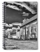 Medina Railyard 7323 Spiral Notebook