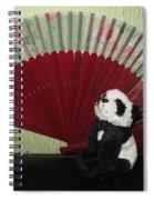 Meditation Hour Spiral Notebook