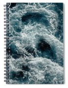 Mediterranean Sea Art 112 Spiral Notebook