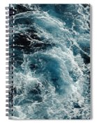 Mediterranean Sea Art 113 Spiral Notebook