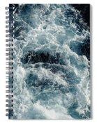 Mediterranean Sea Art 116 Spiral Notebook