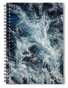 Mediterranean Sea Art 117 Spiral Notebook