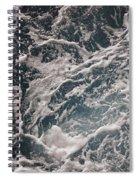 Mediterranean Sea Art 47 Spiral Notebook