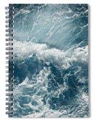 Mediterranean Sea Art 53 Spiral Notebook