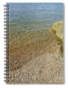 Mediterranean Seascape  Spiral Notebook