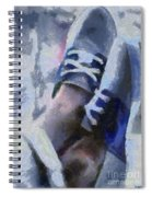 Mediterranean Siesta Spiral Notebook