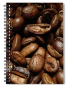 Medium Roast Spiral Notebook