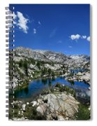 Medley Lake - Sierra Spiral Notebook