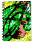 Medusa 1-26 Spiral Notebook