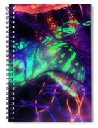 Medusarizing Spiral Notebook