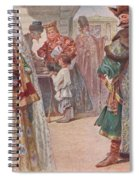 Meeting 1 Sergey Sergeyevich Solomko Spiral Notebook