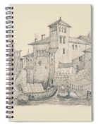 Meeting At The Docks Classics 2 Spiral Notebook