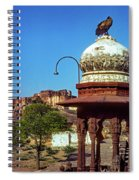 Mehrangarh Fort - Approach With Caution Spiral Notebook