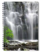 Meigs Falls 2 Spiral Notebook