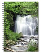 Meigs Falls Spiral Notebook