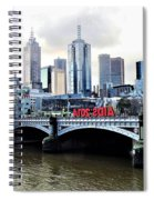 Melbourne 2014 Aids Conference Spiral Notebook