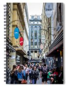 Melbourne City Spiral Notebook