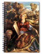 Melissa Circe 1507 Spiral Notebook