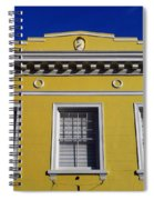Mellow Yellow Spiral Notebook